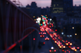 lights, Williamsburgbridge