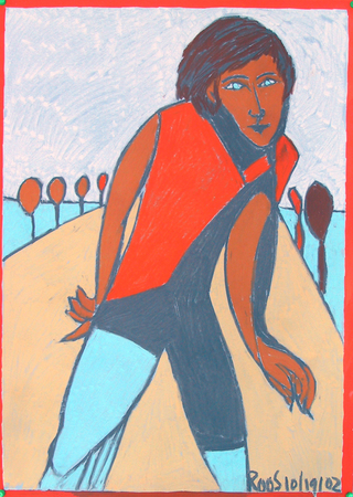 runner, Bridgehampton