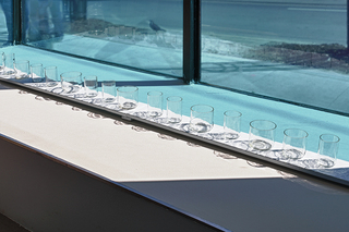 Glasses for Drinking the Water of Lake Ontario @ Art Metropole 2014