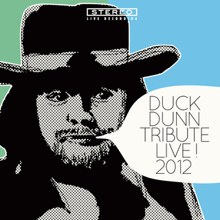 V.A. / Duck Dunn Tribute Live! 2012  CDデザイン・ツール展開
