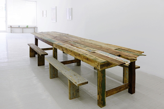 Fences will turn into tables, 2013