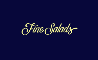 Fine Salads: salad bar in Usa