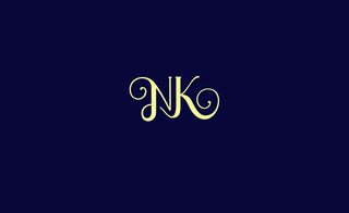 NK: monogram for interior accessories seller in Estonia